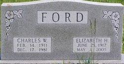 Elizabeth <i>Haynes</i> Ford
