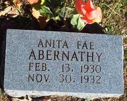 Anita Fae Abernathy