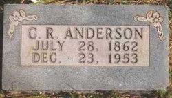 Carroll Robert Anderson