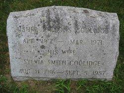 Sylvia <i>Smith</i> Coolidge