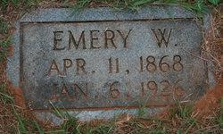 Emery W Allen
