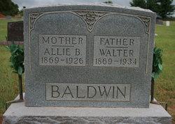 Allie (Bell) Baldwin
