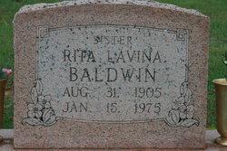 Rita Lavina Baldwin