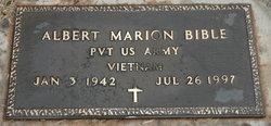 Albert Marion Bible