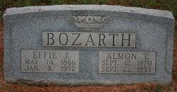 Almon T Bozarth