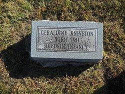 Geraldine Kniveton