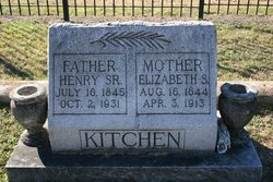 Henry Kitchen, Sr