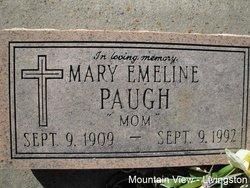 Mary Emeline Paugh
