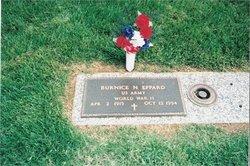 Burnice Namon Eppard