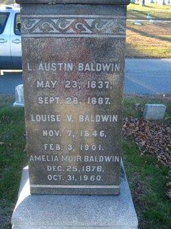 Amelia Muir Baldwin