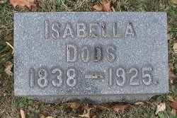 Isabella <i>Brown</i> Dods