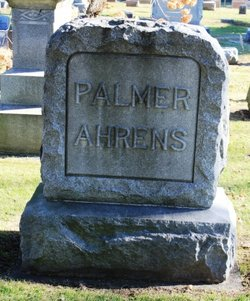 Hannah <i>Palmer</i> Ahrens