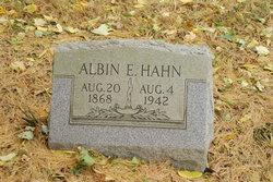 Albin E Hahn