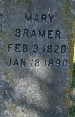 Mary <i>Bramer</i> Burnett