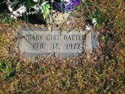 Baby Girl Batten