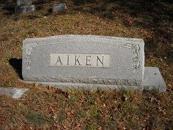 Nora A <i>McInturff</i> Aiken
