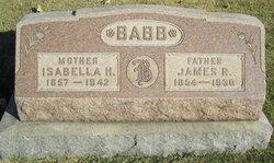 Isabella H <i>Haag</i> Babb