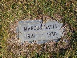 Marcus Batts