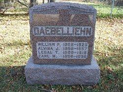 William P Daebelliehn