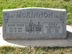 Wayne Tyson McKinnon