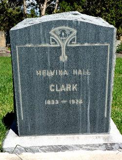 Melvina <i>Hall</i> Clark