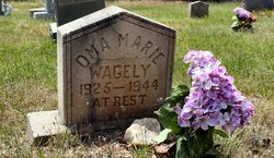 Oma Marie <i>Morrow</i> Wagley