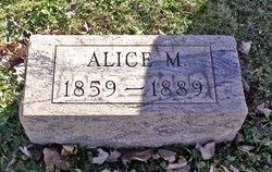 Alice M. <i>Prunkard</i> Arthur