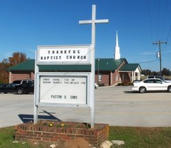 Thankful Baptist Church