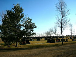 Northern Lights Cemetery