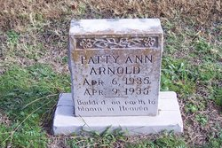 Patricia Ann Patty Arnold