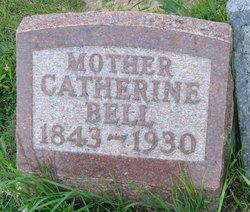 Catherine Katie Ginn <i>Hawver</i> Bell