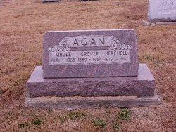 Maude <i>McConnaha</i> Agan