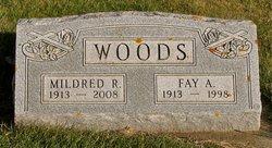 Astrid Mildred Rigmor Mildred <i>Kallesen</i> Woods