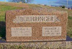 Esther A. Boehringer
