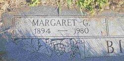 Margaret G. Bidinger
