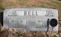 Ruth Marie <i>Well</i> Bell