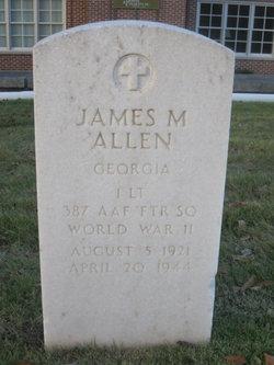 James M Allen