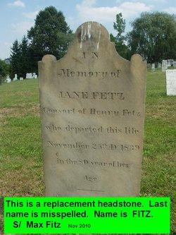 Jane Fetz