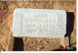 Jane <i>Frank</i> Brockman