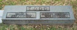 Edgar S. Todd