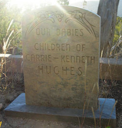 Children of Carrie McGee and Kenneth Hughes