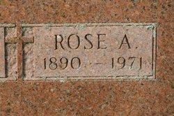Rose Adele <i>Robarge</i> Schieffer