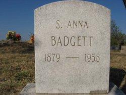 Sarah Anna Badgett