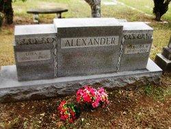 Lora R Alexander