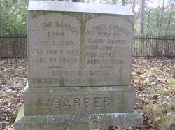 Almira <i>Andrews</i> Barber