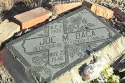 Joe M. Baca