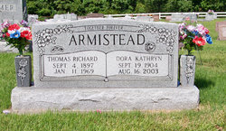 Thomas Richard Armistead