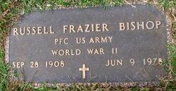 PFC Russell Frazier Bishop