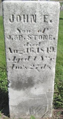 John E Stone