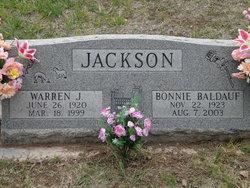 Bonnie <i>Baldauf</i> Jackson
